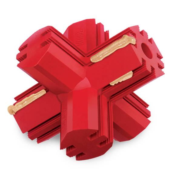 KONG JUMP 'N JACK - Medium - rotaļlieta vidējiem suņiem