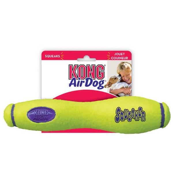 KONG AIR SQUEAKER STICK - Medium - rotaļlieta  vidējiem suņiem