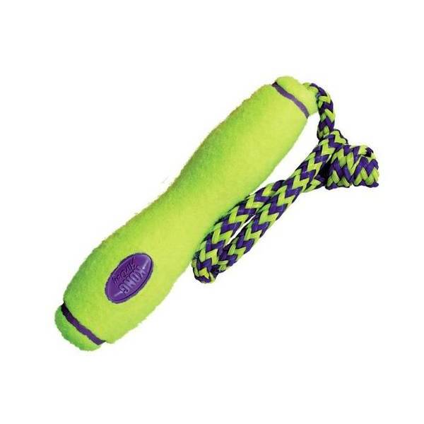KONG AIR KONG FETCH STICK - Large - rotaļlieta  ar auklu lieliem suņie