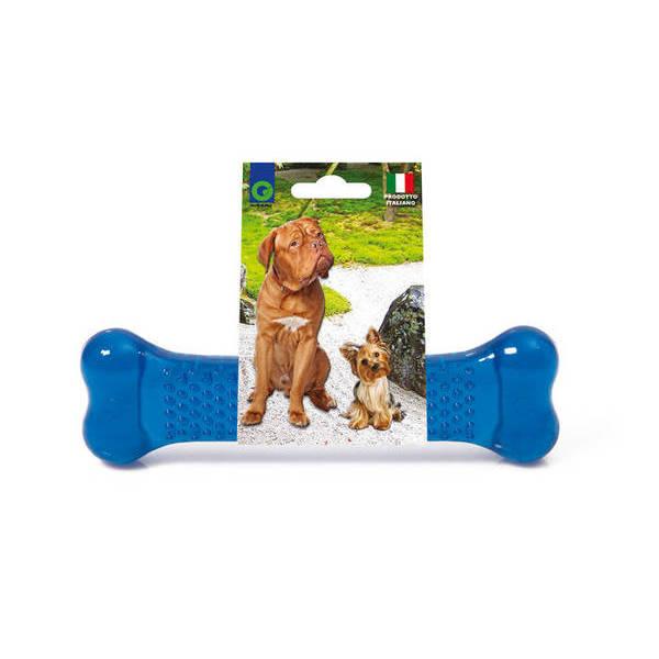 Rotaļlieta suņiem, kauls cm. 18,5 x 5 x 2,5 h