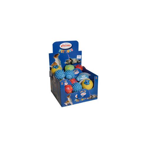 Rotaļlieta suņiem Bumba ar pīkstuli d=7-9cm