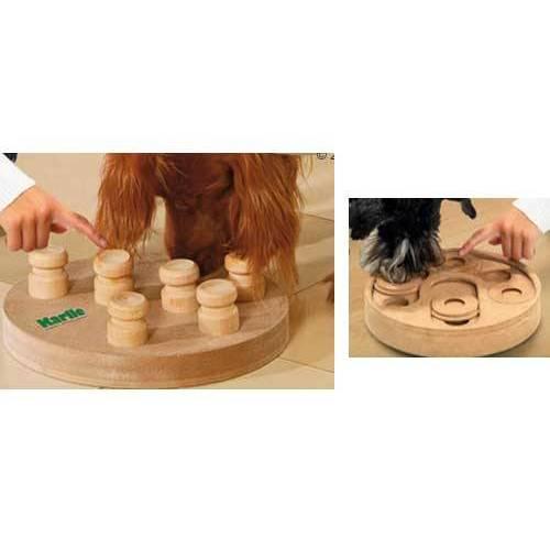 Karlie Flamingo rotaļlieta suņiem Doggy Brain Train ø: 32 cm