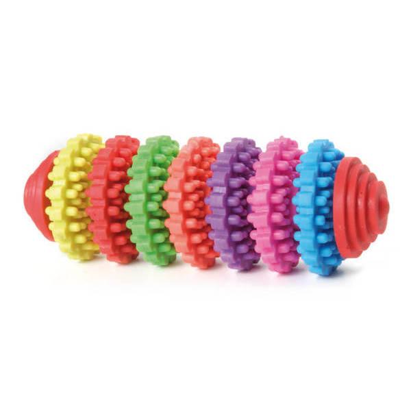 Rotaļlieta suņiem HAPPY MORSI ROLLER 13cm, 100gr.