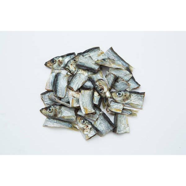 Kaltētas reņģes DRIED FISH 80 g - papildbarība suņiem/kaķiem