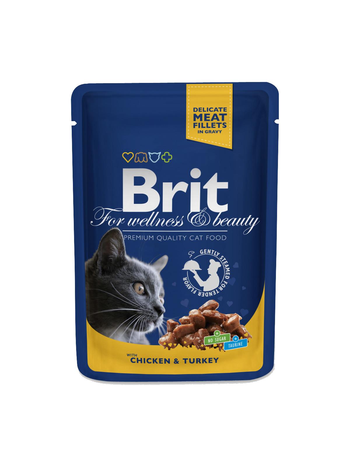Brit Premium Chicken&Turkey 100 g