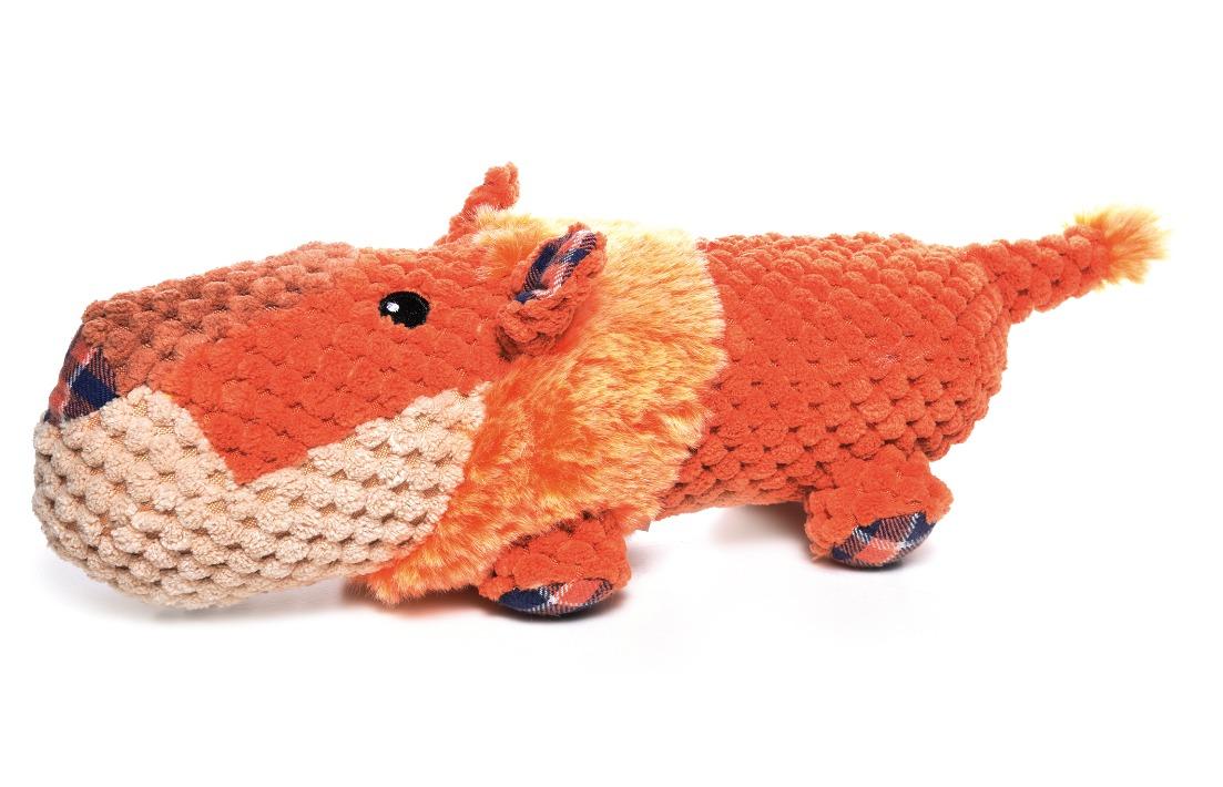 Rotaļlieta suņiem ar pīkstuli Leo 24cm